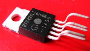 BTS426, BTS426L1, Smart Highside Power Switch, Infineon