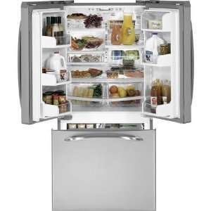 STAR(R) 22.0 Cu. Ft. Refrigerator with Internal Dispenser Appliances