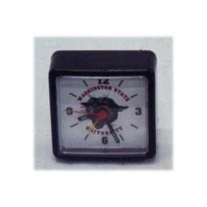 STATE COUGARS MUSICAL ALARM CLOCK