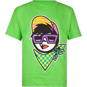 NEFF Marty Boys T Shirt 177833511  graphic tees