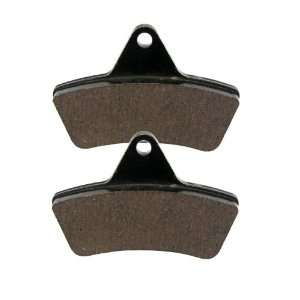 Brake Pads Arctic Cat Bearcat 454 2x4 4x4 ArcticCat Rear Brakes 1996