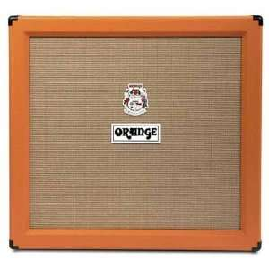 Orange Amplifiers PPC Series PPC412 C 240W 4x12 Guitar Speaker Cabinet