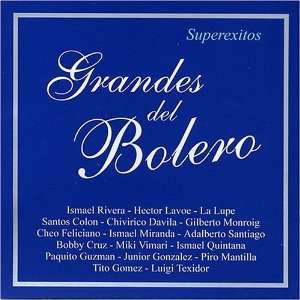 Grandes Del Bolero Various Artists Music