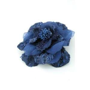 Hair Clip Pin Brooch Clothing Hats Scarf Cryst