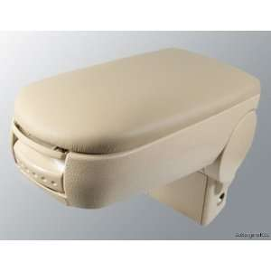 Beige Leather Center Console Armrest For 1999 2004 Volkswagen Jetta