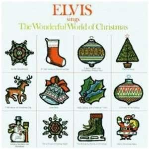 Elvis Sings The Wonderful World of Christmas Elvis Presley Music