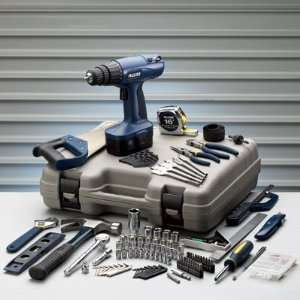 178 Cordless Tool Set with Drill  Kitchen & Dining