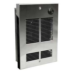 Berko® Shallow Wall/Ceiling Fan Forced Zonal Heater Sed1024c 240/208v