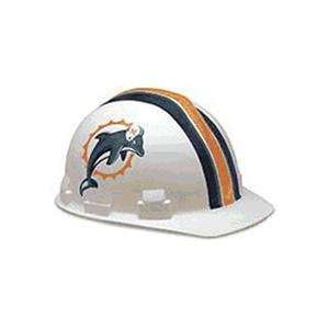 ... Miami Dolphins NFL Hard Hat (OSHA Approved)  Sports   Outdoors ... e7f44bb69