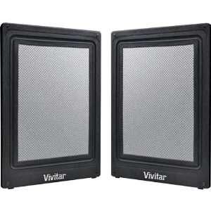 Vivitar V56088 Flat Twin Speaker System   Retail