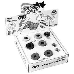 OTC Tools (OTC7604) 9 Piece Fuel, Transmission and AC