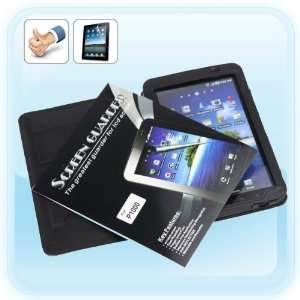 Samsung Galaxy Tab Leather Case p1000 + Screen Protector