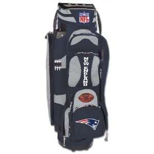 NFL Licensed Golf Cart Bag   Patriots