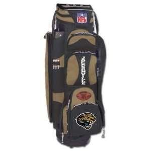 NFL Licensed Golf Cart Bag   Jaguars