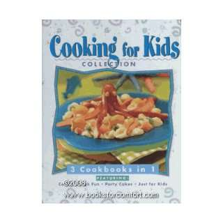 Cooking for Kids Collecion Cookie Dough Fun / Pary