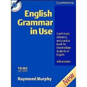 R. Murphys English Grammar In Use with Answers and CD ROM