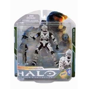 Halo Equipment Edition Spartan Soldier Hayabusa Figure: Toys & Games