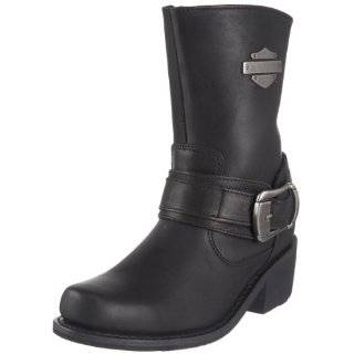 Harley Davidson Womens Billie Motorcycle Boot Explore