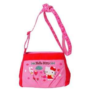 Hello Kitty   Garden Hello Kitty Mini Messenger Bag Toys & Games
