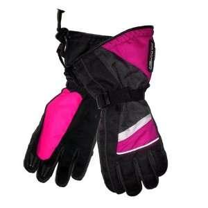 Kg Gl 2 Glove Small Black/hot Pink Automotive