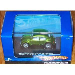 Hot Wheels Volkswagen Beetle 187 Toys & Games