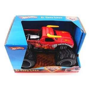 Hot Wheels Monster Jam El Toro Loco 124 Scale Toy K4927 Die Cast Car