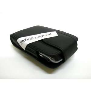 Original Premium Leather Case, Pouch, Holster Cover w/ Rotating Clip