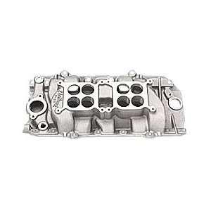 Edelbrock 54201 C 66 Dual Quad Intake Manifold Automotive