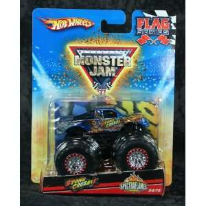 Hot Wheels 2010 Monster Jams Collector #054 Stone Crusher