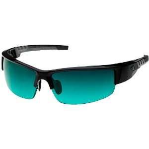 Solar Bat Leverage 25 Tennis Sunglasses Black/Gray Solar Bat
