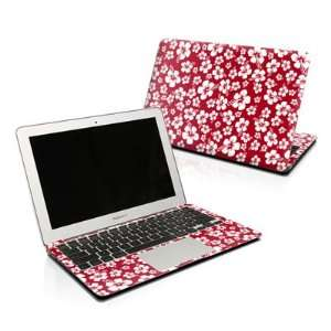 Aloha Red Design Skin Decal Sticker for Apple MacBook PRO