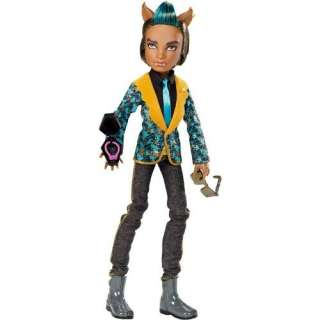 Monster High Sweet 1600 Action Figure Doll Clawd Wolf
