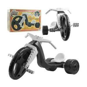 EZ RidersT Chopper Motorcycle Pedal Operated   Black/Gray
