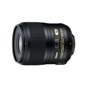 Nikon Micro Nikkor 60mm f/2.8G ED AF S Lens Camera