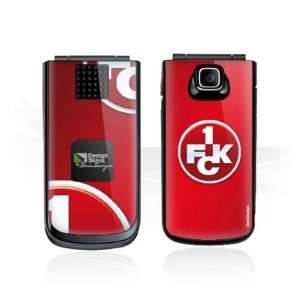 Design Skins for Nokia 2720 fold   1. FCK Logo Design
