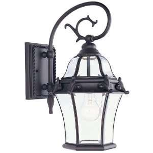 Bronze Gas Lighter Outdoor Wall Sconce from the Gas Lighter Collection