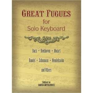 Solo Keyboard (Dover Music for Piano) (9780486457277) Classical Piano