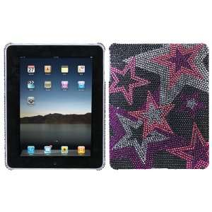 64GB Tablet Slate Full Diamond Crystals Bling Back Protective Case