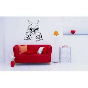 Pokemon Wall MURAL Vinyl Decal Sticker Kids ROOM S. 096