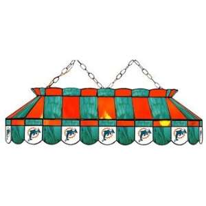Gipper NFL Pool Light, Miami Dolphins, 40W x 16H inches