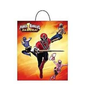 Power Ranger Samurai Treat Bag Toys & Games