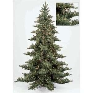7.5 Evergreen Pre Lit Christmas Tree Nikko Fir Pine