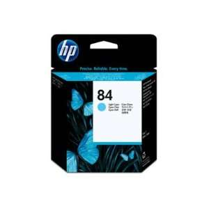HEWLETT PACKARD Cartridge No. 84 Printer Printhead 1 X Light Cyan For