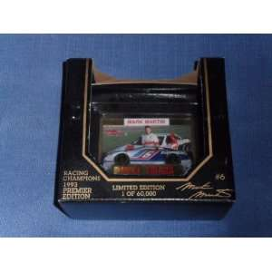 1993 NASCAR Racing Champions . . . Mark Martin #6 Valvoline Ford
