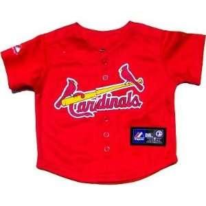 Louis Cardinals MLB Red Replica Jersey