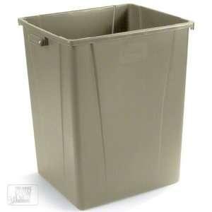 Carlisle 344056 56 Gal Plastic Waste Container
