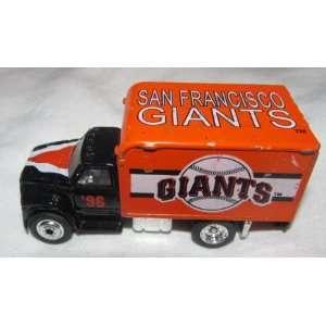 San Francisco Giants 1996 Matchbox Truck 1/64 Scale Diecast Car