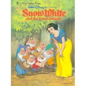 Snow White and the Seven Dwarfs (9780307102058) Walt Disney Books