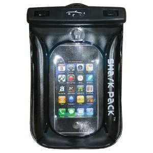 The Great White Shark Pack  Black Cell Phones & Accessories