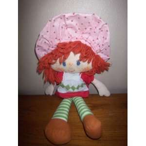 Vintage 1980s Strawberry Shortcake Rag Doll Everything Else